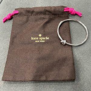 Kate Spade Love Knot Bangle Bracelet